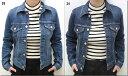 ●antgauge 【アントゲージ】 デニムジャケット Gジャン AA462
