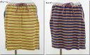 ●BLUE LAKE MARKET 【ブルーレイクマーケット】 サマーラグボーダー丸ポケットスカート B-259016