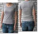 【今すぐ使える 15%OFFクーポン発行中 5月12日 20:59まで】●SIRENE MERMAID 【シレーネマーメイド】 ラウンドネック半袖Tシャツ MWAB5003 日本製 フライスカットソー