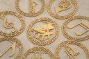 プチクリップ 楽器 ゴールド10個入り♪ この商品はお取り寄せ商品です♪♪ピアノ教室・バイオリン教室・吹奏楽部の記念品にピアノ発表会 記念品 音楽会粗品 に最適♪レッスントート 音楽雑貨 ねこ雑貨 バレエ雑貨
