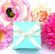 ●当店1番人気!ドラジェorクッキー 選べるサムシングブルーBOXSomething Blueウェディング・ウエディング(ブライダル)結婚式激安プチギフト・プチギフト/人気プチギフト/ノベルティー/ティファニーブルー/引き出物しょっぷ
