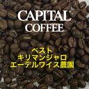 コーヒー市場ハンドピックキリマンジャロAA・エーデルワイス農園200g (粉・豆)