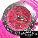 [送料無料] ROMAGODESIGN腕時計 [ロマゴデザイン時計] ROMAGO DESIGN 腕時計 ロマゴ デザイン 時計 スーパーレジェーラ (Super leggera) ロマゴ腕時計[ギフト/プレゼント][あす楽]