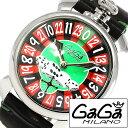 [ホワイトデー お返し]ガガミラノ腕時計 GaGaMILAN...