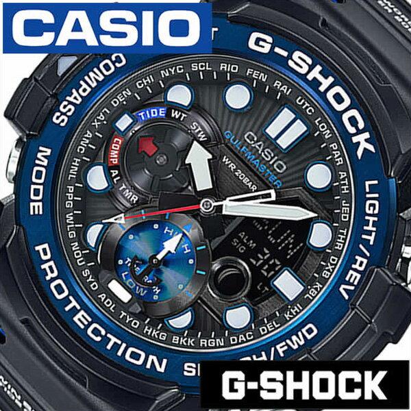 [30%OFF!]Gショック ガルフ マスター[ GSHOCK GULF MASTER ]ジ-ショック ガルフマスター[g-shock GULFMASTER ]G-ショック 腕時計 時計 メンズ/ブラック GN-1000B-1AJF[人気/ブランド/防水/樹脂/海/マリンスポーツ/タイドグラフ時計][プレゼント・ギフト][ おしゃれ腕時計 ] [正規品][5年延長保証][送料無料][プレゼント・ギフト]Gショック 腕時計[ g-shock 時計 ]ジーショック 時計[ GSHOCK 腕時計 ]Gショック腕時