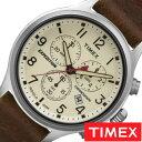 [あす楽]タイメックス腕時計 TIMEX時計 TIMEX 腕時計 タイメックス 時計 スカウト クロノ Scout Chrono メンズ 白 TW4B04300 [ 正規品 革 ベルト 新品 ファッションウォッチ ミリタリーテイスト シルバー ナチュラル おしゃれ ブランド ] 誕生日 冬ギフト