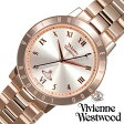 ヴィヴィアンウェストウッド 腕時計 [ VivienneWestwood時計 ]( VivienneWestwood 腕時計 ヴィヴィアンウェストウッド 時計 ) レディース/腕時計/ピンク/VV152RSRS [メタル ベルト/クオーツ/アナログ/オーブ モチーフ/オール ローズ ゴールド/ピンクゴールド]