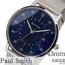 [あす楽][送料無料][プレゼント・ギフト]paul smith時計 ポールスミス腕時計 paul smith 腕時計 ポールスミス 時計 ゲージ GAUGE