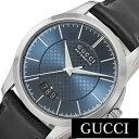 [あす楽]グッチ腕時計 GUCCI時計 GUCCI 腕時計 グッチ 時計 Gタイムレス G Timeless メンズ ブルー YA126443 [ペアウォッチ ブランド 防水 高級 おすすめ リクルート 就活 名入れ 革 レザー ブラック おしゃれ ]