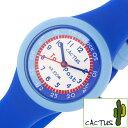 [あす楽]カクタス腕時計 CACTUS時計 CACTUS 腕時計 カクタス 時計 タイムトレーナー TimeTrainer かっこいい おしゃれ ホワイト 白 CAC-92-M03 [新作 人気 ブランド 子供用 かっこいい おしゃれ プレゼント ギフト ブルー] クリスマス 誕生日 冬ギフト