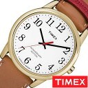 TIMEX 腕時計 タイメックス 時計 イージーリーダー 40周年記念モデル EASY READER 40TH ANNIVERSARY メンズ ホワイト TW2R40100 正規品 定番 ブランド 人気 記念 シンプル ファッション おそろい ラウンド カジュアル 革 レザー プレゼント ギフト おしゃれ 腕時計