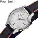 ポールスミス腕時計 Paulsmith時計 Paul smith 腕時計 ポール スミス 時計 ザ シティ ミニ The City Mini レディース ホワイト BT2-611..
