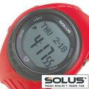 【あす楽 対応】[5年保証対象]SOLUS腕時計[ソーラス時計]SOLUS 腕時計 ソーラス 時計[正規品][スポーツ][ダイエット][エクササイズ]