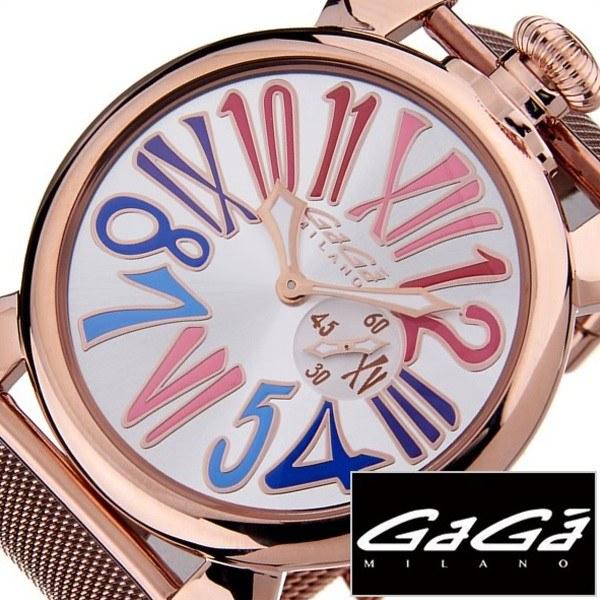 ガガミラノ腕時計[GaGaMILANO時計](GaGa MILANO 腕時計 ガガ ミラノ 時計)スリム 46MM プラカット オロ(SLIM 46MM PLACCATO ORO)/メンズ時計GG-5081.1[ギフト/プレゼント/ご褒美][ おしゃれ腕時計 ] [新生活 新社会人 入学 卒業] [][送料無料] GaGaMILANO腕時計[ガガミラノ時計]GaGa MILANO 腕時計 ガガ ミラノ 時計