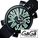 ガガミラノ腕時計[GaGaMILANO時計](GaGa MI...