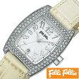 フォリフォリ腕時計[FolliFollie](FolliFollie 腕時計 フォリフォリ 時計 フォリフォリ時計)/レディース時計/S922ZI-SLV-IVY[フォリフォリ IVY/ギフト/プレゼント/ご褒美][ おしゃれ腕時計 ]