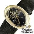 [送料無料]ヴィヴィアンウエストウッド腕時計[VivienneWestwood時計](Vivienne Westwood TIMEMACHINE 腕時計 ヴィヴィアン ウエストウッド タイムマシン 時計 ヴィヴィアン腕時計 )エリプス(Ellipse)/レディース時計/VV014GD[ギフト/プレゼント/ご褒美]