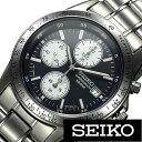 楽天腕時計のセレクトショップカプセル[ 人気商品 ] セイコー腕時計[ SEIKO時計 ](SEIKO 腕時計 セイコー 時計)クロノグラフ メンズ SND365PC [ 正規品 ビジネス リクルート スーツスタイル クロノグラフ 日付 カレンダー メタル ステンレス ベルト カジュアル ブランド プレゼント ギフト ][おしゃれ]