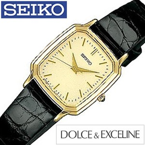 [30%OFF!]セイコー腕時計[SEIKO時計](SEIKO 腕時計 セイコー 時計)ドルチェ & エクセリーヌ(DOLCE & EXCELINE)レディース時計/SWDL164[ギフト/プレゼント/ご褒美][ おしゃれ腕時計 ] [新生活 新社会人 入学 卒業] [決算セール対象商品][正規品][5年延長保証][送料無料][プレゼント・ギフト]SEIKO腕時計[セイコー時計] SEIKO 腕時計 セイコー 時計 ドルチェ&エクセリーヌ(DOLCE&EXCELINE)