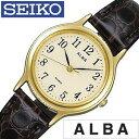 [初夏に突入セール!!][正規品][5年延長保証][プチプラ][プレゼント・ギフト]ALBA腕時計[アルバ時計] ALBA 腕時計 アルバ 時計