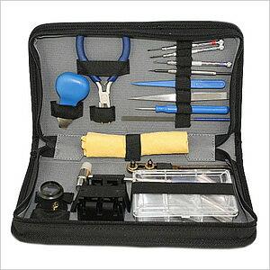 腕時計メンテナンスキット修理工具セット修理用品ケア工具ベルト調節時計腕時計工具セット