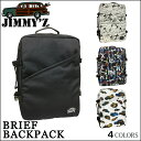 JIMMY'Z ジミーズ JIMMYZ リュック バッグ バックパック デイパック ブリーフケース スーツケース ブラック メンズ レディース スケート JZA-503