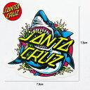 【ゆうパケット送料180円】 SANTA CRUZ サンタクルーズ ステッカー シール メンズ レディース スケート スケーター