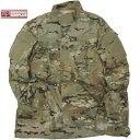 【US/米軍放出品】【イレギュラー特価品】Army Combat Uniform Coat MultiCam アーミー コンバット ユニフォーム コート マルチカム[FR & Insect Repellant]
