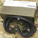 10P03Dec16 【US/米軍放出品】M44 ゴーグルフレーム [前期型ダストゴーグル フレームのみ][デッドストック]