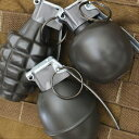 MILITARY(ミリタリー)手榴弾型BBボトル 3種類