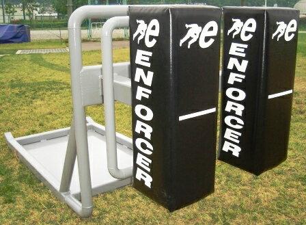 【Enforcer】 エンフォーサー 一人用 スクラムマシン スクラム トレーニング ラグビー 【EF-S1】