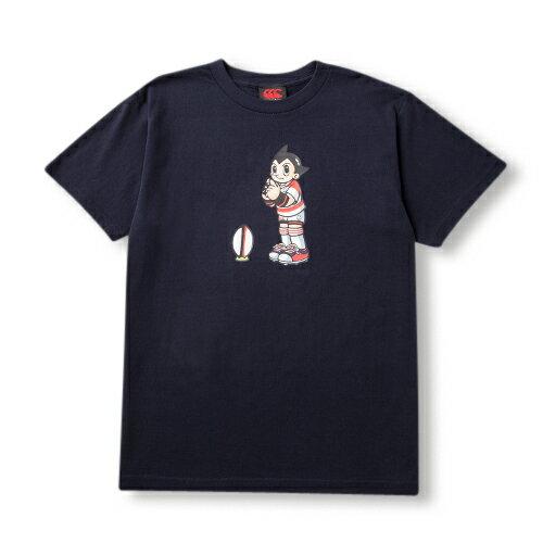 ラグビー 日本代表 カンタベリー アトム Tシャツ 【ジャパン】