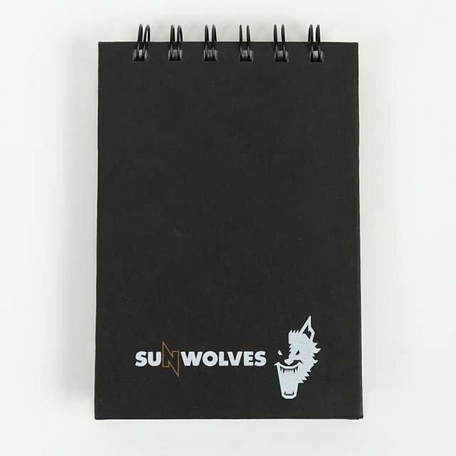 【サンウルブズ】SUNWOLVES メモ帳 スー...の商品画像