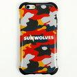 【サンウルブズ】SUNWOLVES iPhoneケース スーパーラグビー 【6/6S対応】