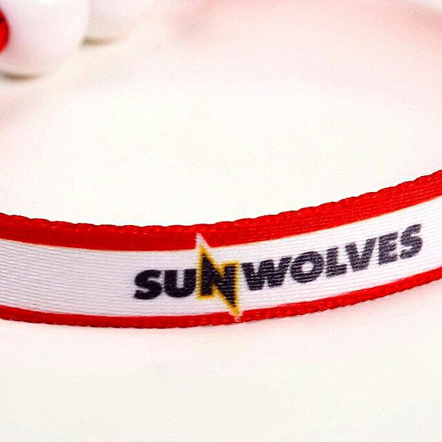 【サンウルブズ】SUNWOLVES ビーズ ブ...の紹介画像3