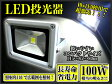 9000ルスク|10W-LED投光器|LEDカラー:白色 ホワイト〔看板灯|集魚灯|作業灯|ワークライト|アウトドアキャンプの電灯に|AC〕FJ1503