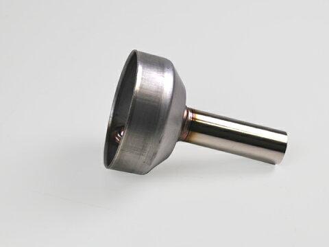 マフラー消音◆汎用インナーサイレンサー(テール径φ90用)