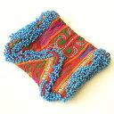 アフガンアンティーク刺繍財布