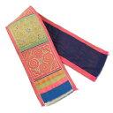 モン族刺繍古布長片(1枚単位で販売)