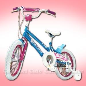 ... 自転車子供用16インチ補助輪付3