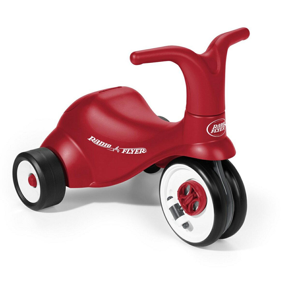 11月入荷予定【送料無料】【RADIO FLYER ラジオフライヤー】 スクート 2ペダル Scoot 2 Pedal キック&三輪車 初めてにピッタリ