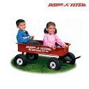 あす楽【送料無料】【RADIO FLYER ラジオフライヤー】ビッグレッドATW タイヤ付 ワゴン【 1800】1801Big Red Classic ATW 【ラッキーシール対応】