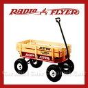 【送料無料】【RADIO FLYER ラジオフライヤー】スチール&ウッドワゴンATW 【#32】All-Terrain Steel & Wood Wagon【smtb-k】【kb】05P04Jul15