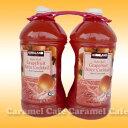 【KIRKLAND カークランド】グレープフルーツジュース 果汁40%2.84L×2本【輸入食材 輸入食品】SS10P03mar13【RCP】05P04Jul15