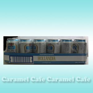 HOLLANDIA NON-ALCOHOLIC オランディア non-alcoholic beer 330 ml x 24 cans