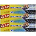 あす楽【GLAD】Press 039 n Sealグラッド プレスンシールプレス&シール 3個セット多用途シールラップ 幅30cm×長さ43.4m05P04Jul15マジックラップ フードシーラーをお探しの方にも食品保管冷凍