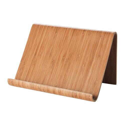 夏休みセール【IKEAイケア】RIMFORSA(リムフォルサ) タブレットスタンド 26x17 cm【竹】