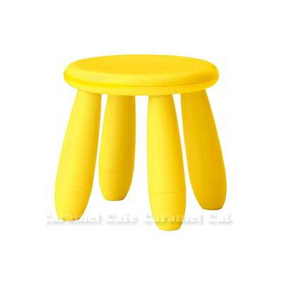【IKEAイケア】MAMMUTマンムット子供用スツール(ライトイエロー)05P30May15