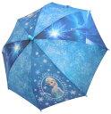 あす楽[san]【FROZENアナと雪の女王】エルサ転写プリント 子供子ども丈夫傘 50cm ブルー長傘 かさ アンブレラ 【RCP】