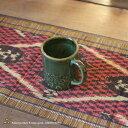 マグカップ コップ おしゃれ 食器 陶器 タバナン焼 バリ雑貨 アジアン雑貨